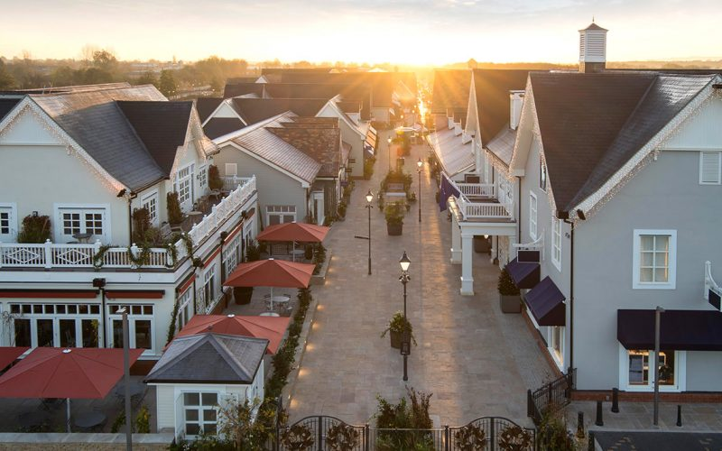 Oxford and Bicester Village