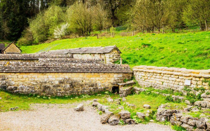 Chedworth Roman Villa, Cirencester