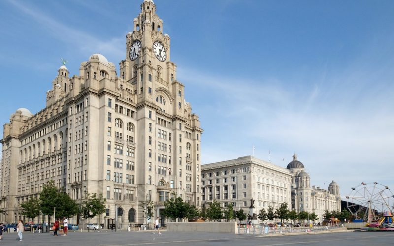 Liverpool – The Liver Building